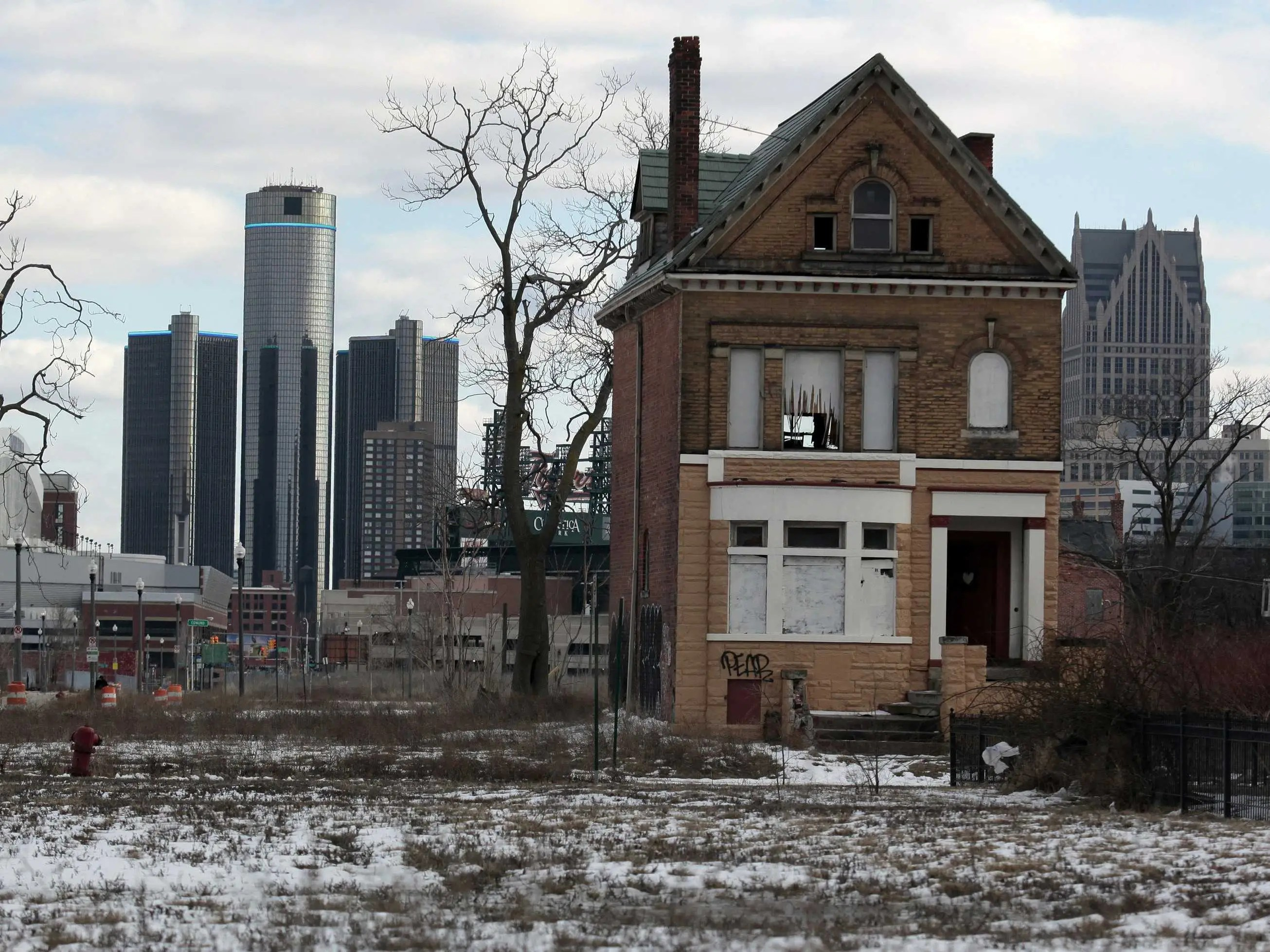 Detroit Blight