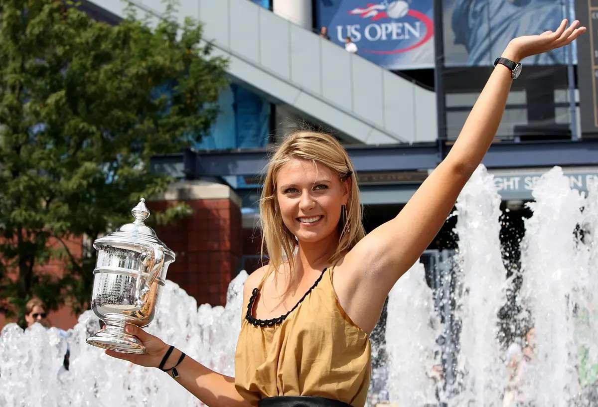 Sharapova made $27.1 million last year