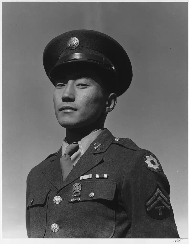 Soldiers, like Corporal Jimmy Shohara.