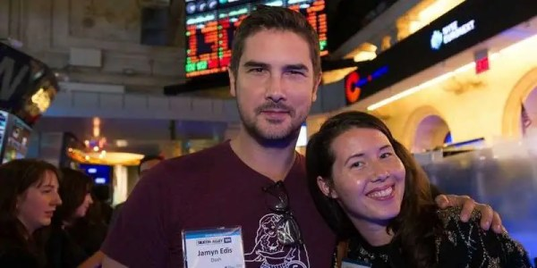 New York Stock Exchange Party For SA 100 - Business Insider