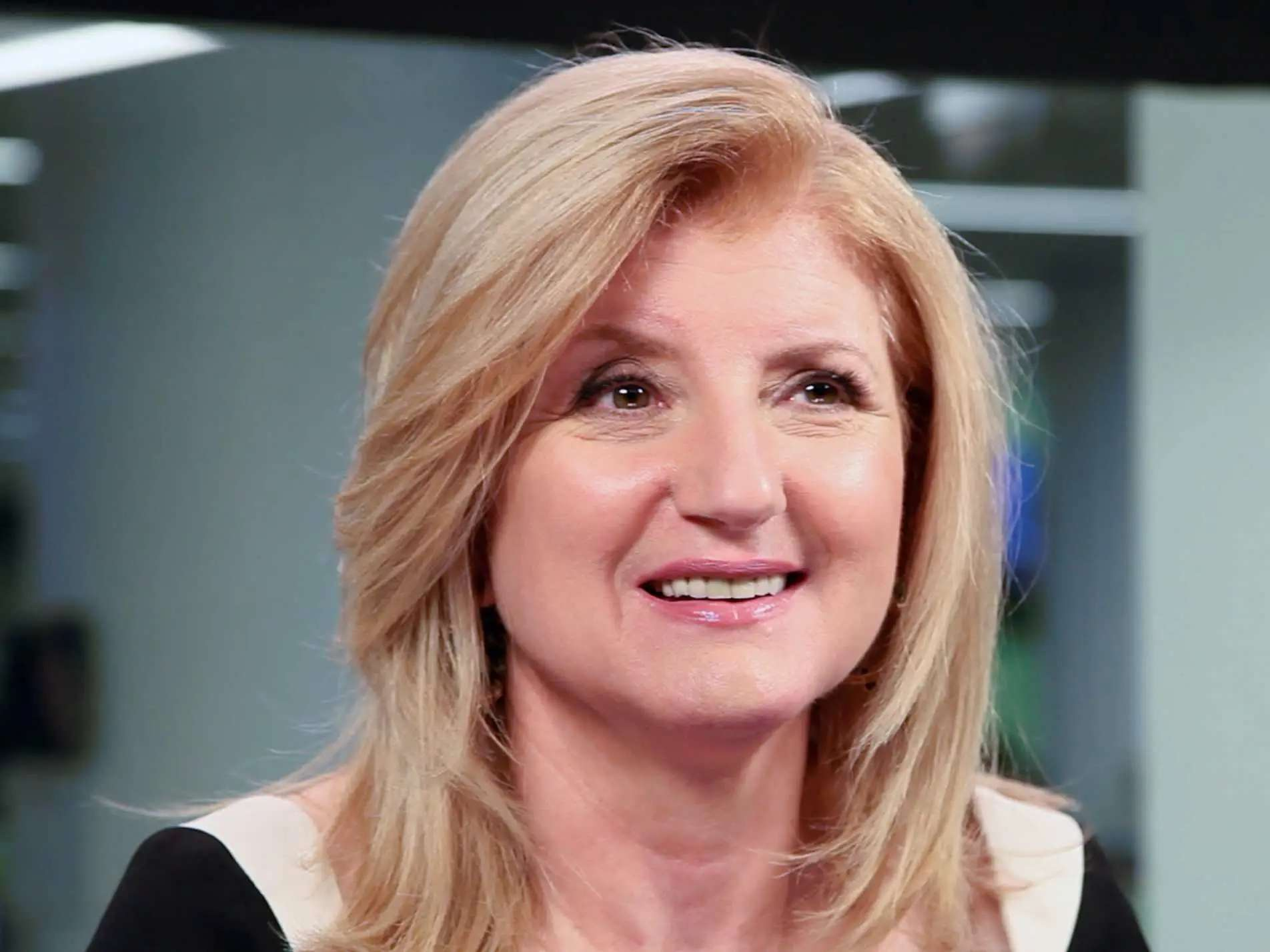 Arianna Huffington dislikes people who brag about how busy they are.