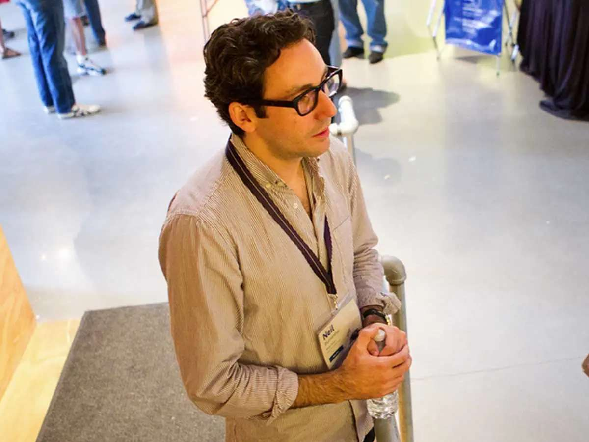 Warby Parker CEO Neil Blumenthal: Work with your spouse, and care less about grammar.