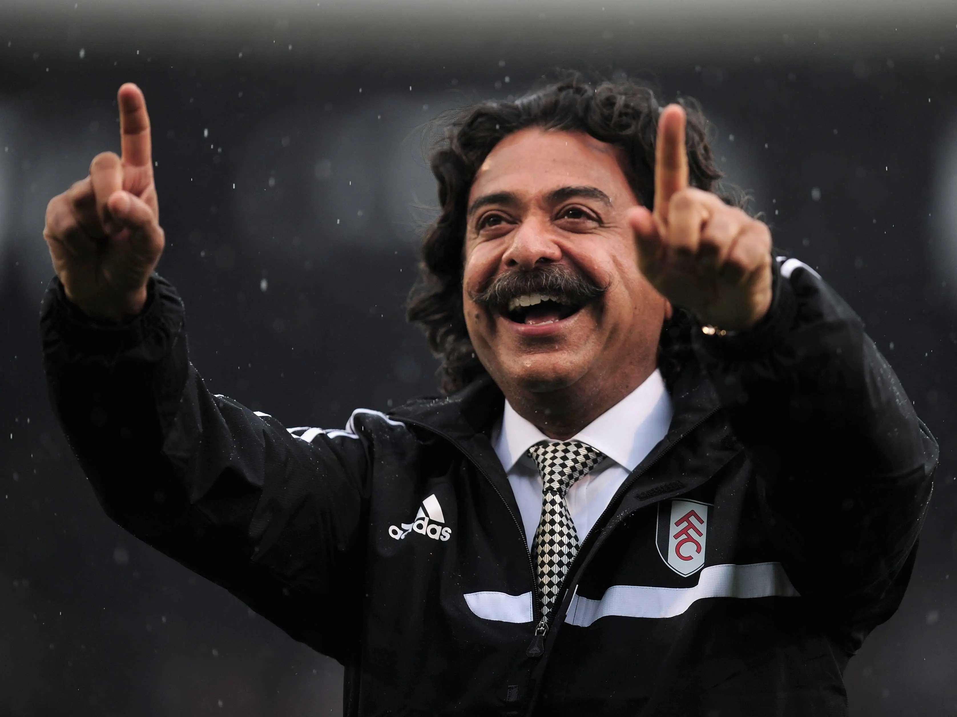 At one time, businessman Shahid Khan washed dishes for $1.20 an hour.