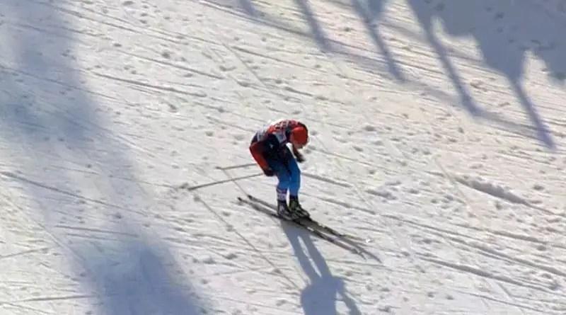 anton gafarov skiing