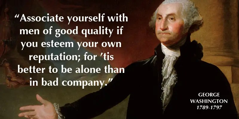 George Washington Quote