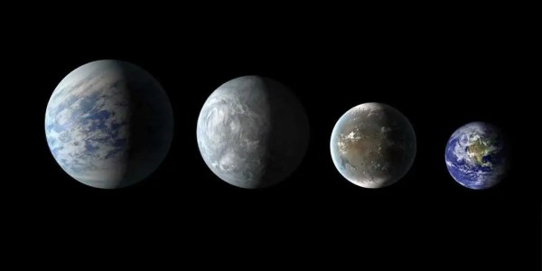 NASA Discovers 715 New Planets And 4 Could Have Life On