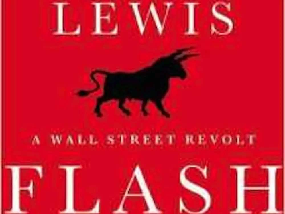 Most recently he's made waves with his new book, which is critical of high-frequency trading: