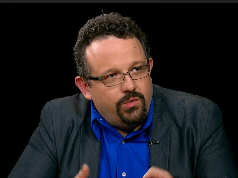 Evernote CEO Phil Libin always brings a high-potential employee to participate.