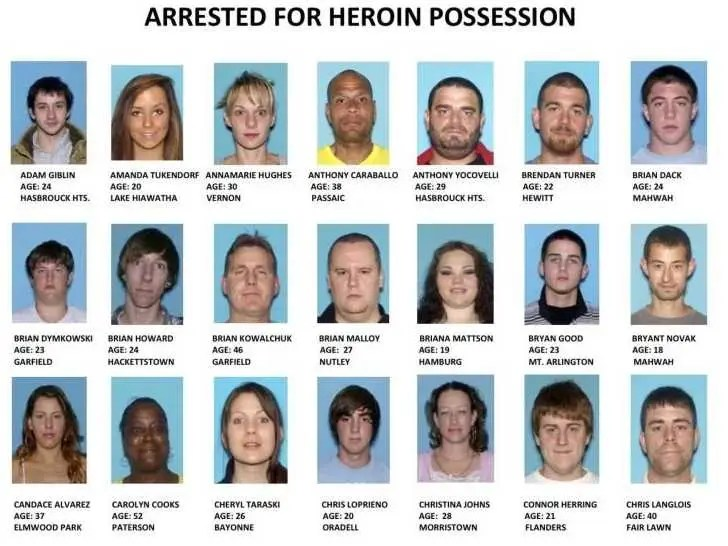 New Jersey Crime Family