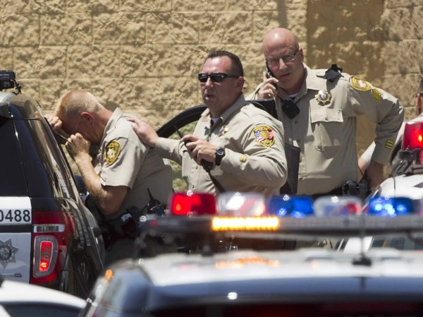 Two Police Officers And An Innocent Bystander Killed In ...