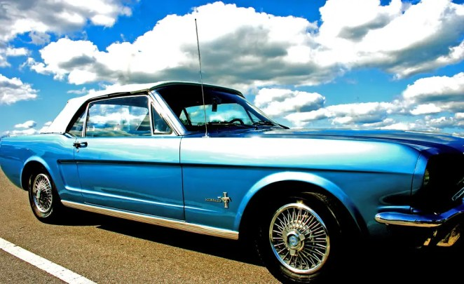 Spiegel's family had five luxury cars, including three Lexuses and a restored 1966 Mustang.