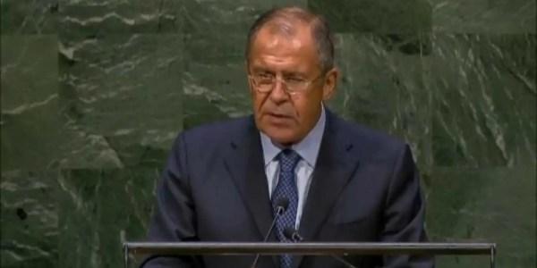 Russia Slams 'Arrogant' US Policies In UN Speech ...