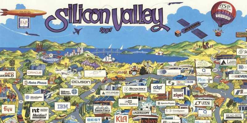 Static Businessinsider Comimageedecadaab  What Silicon Valley Looked Like In  Jpg Ef Bb Bf