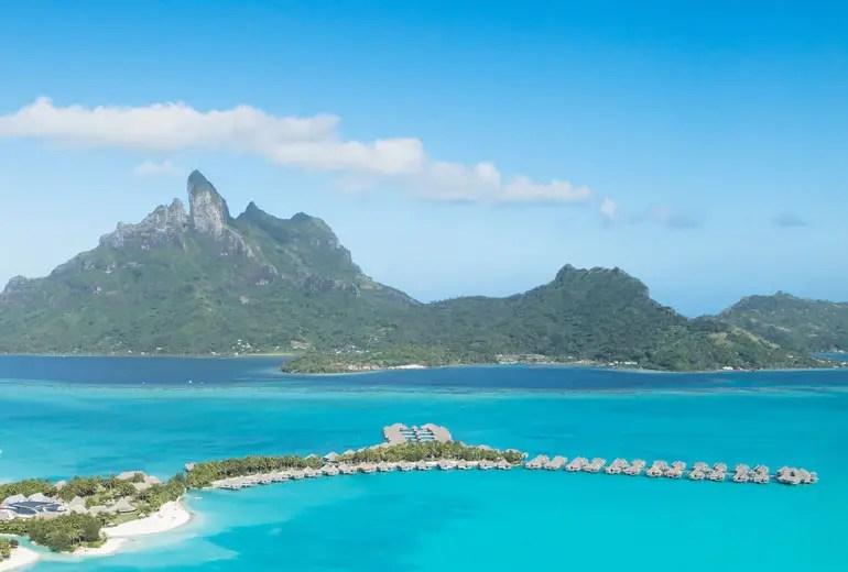 25. Bora Bora, French Polynesia