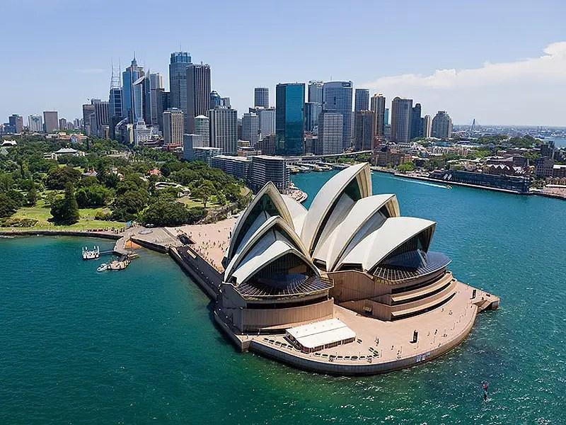 5. Sydney, Australia