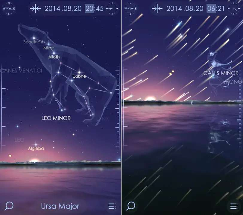 Locate and learn more about the stars with Star Walk 2.