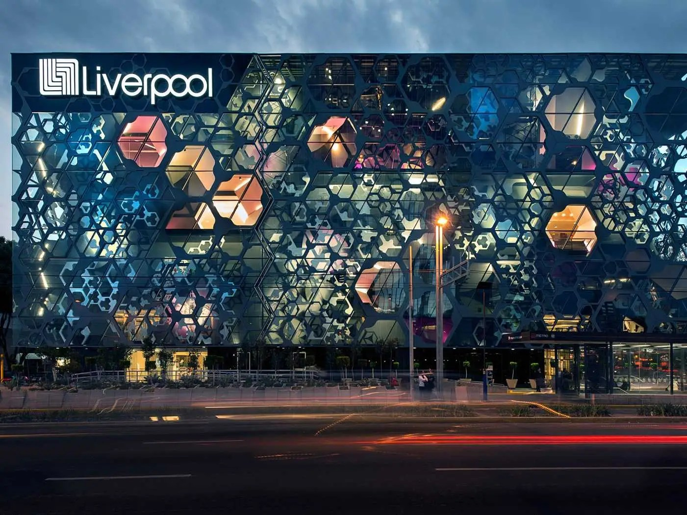 Liverpool Insurgentes Department Store, Mexico City