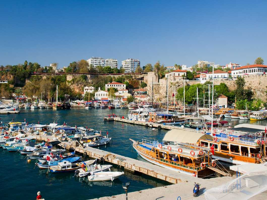 No. 10 Antalya, Turkey: 11.1 million international visitors