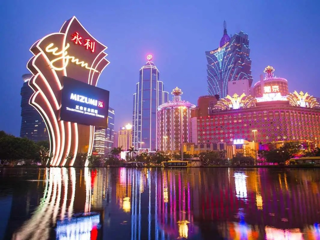 No. 6 Macau, Macau: 14.2 million international visitors