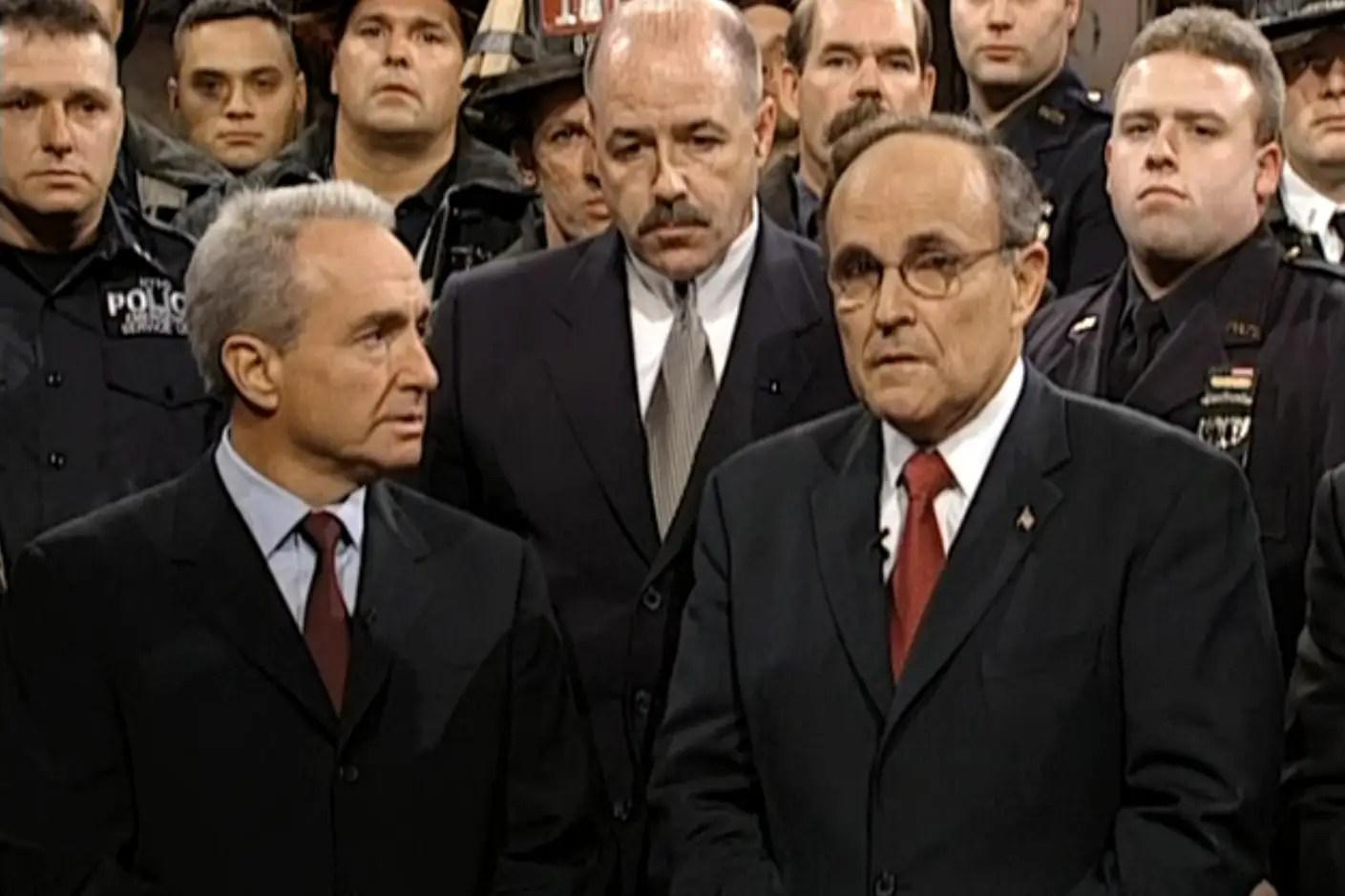 Image result for snl after 9-11