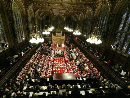 queen elizabeth ii parliament house of lords speech