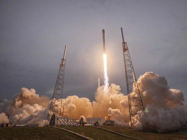 SpaceX Falcon 9 ocean landing test June Business Insider