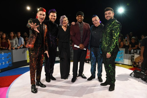 Craziest outfits at the MTV Video Music Awards - Business ...