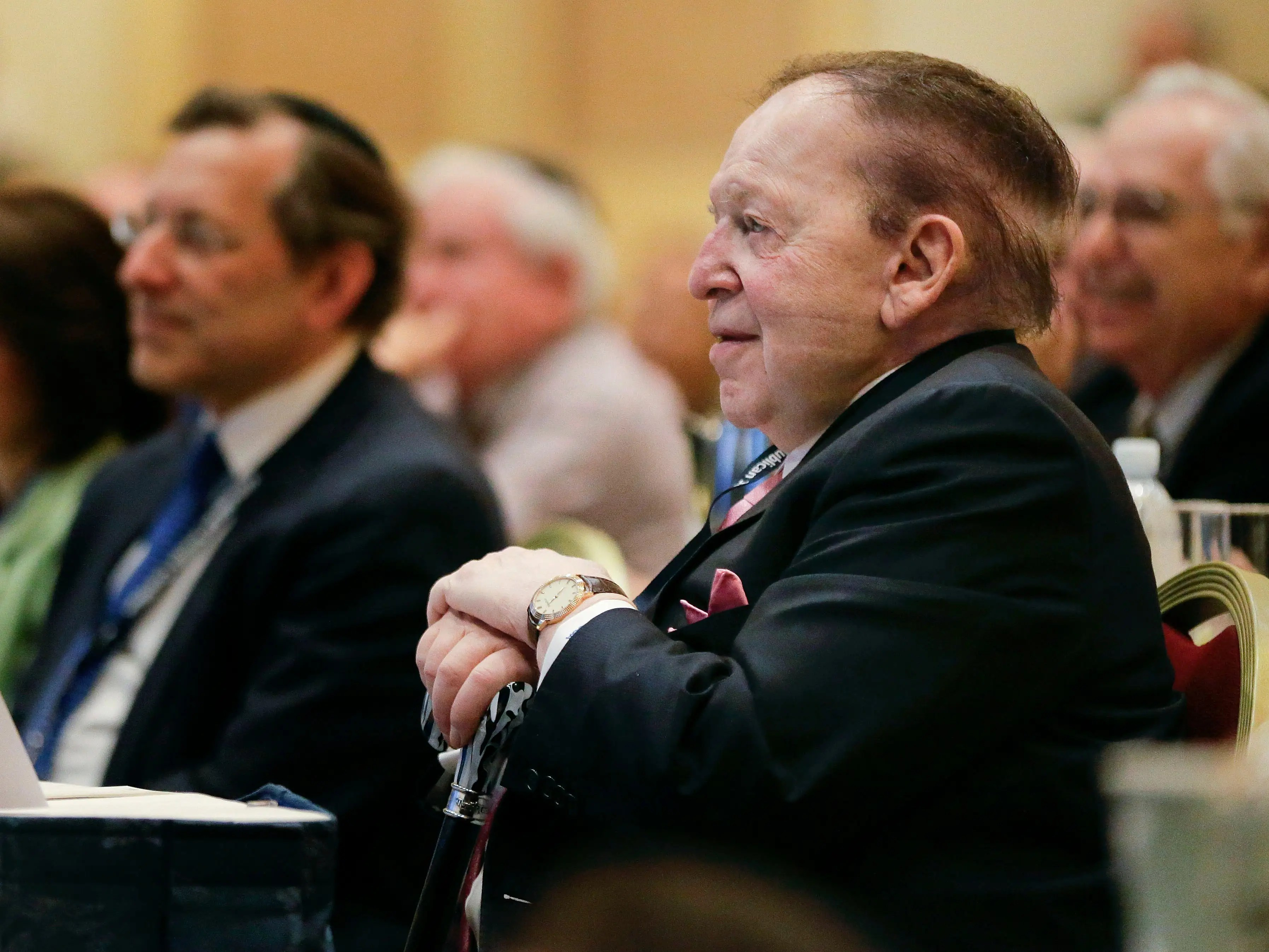 Sheldon Adelson is another Las Vegas hotels magnate who tried his hand at a few industries.
