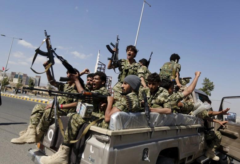 yemen houthis