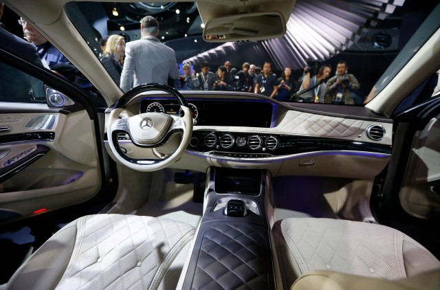 The interior is also equipped with 300 LED bulbs to provide accent lighting.