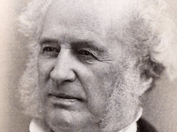 Cornelius Vanderbilt dominated the steamship business in Long Island Sound, and built an empire of railroads around New York City.