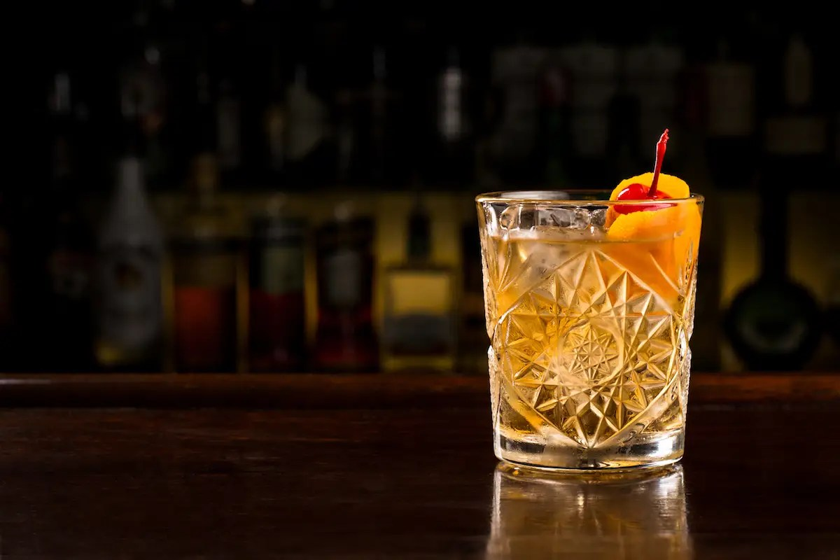 Best Bourbon Drinks Old Fashioned