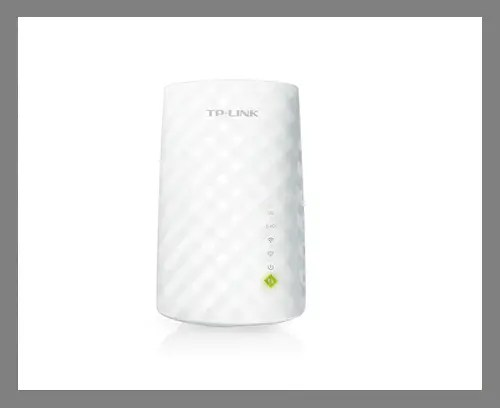 A Wi-Fi range extender