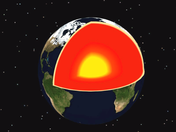 Scientists identify missing element in Earth's core ...