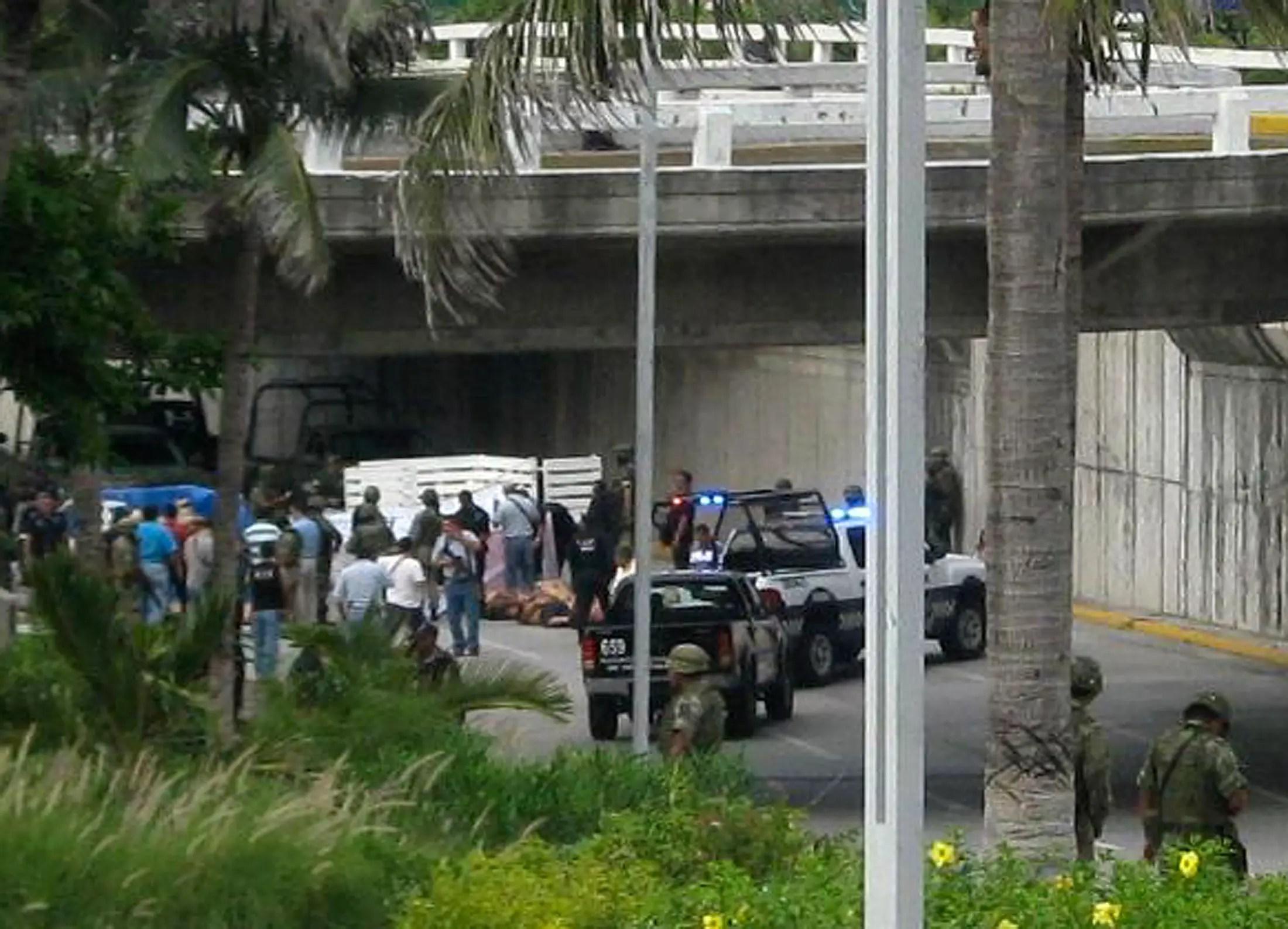 Veracruz Boca del Rio Zetas Jalisco CJNG cartel Mexico killings bodies