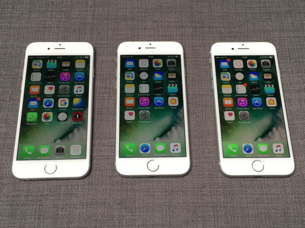 Apple iPhone X, iPhone 8, and iPhone 7 vs iPhone 6S: Why ...