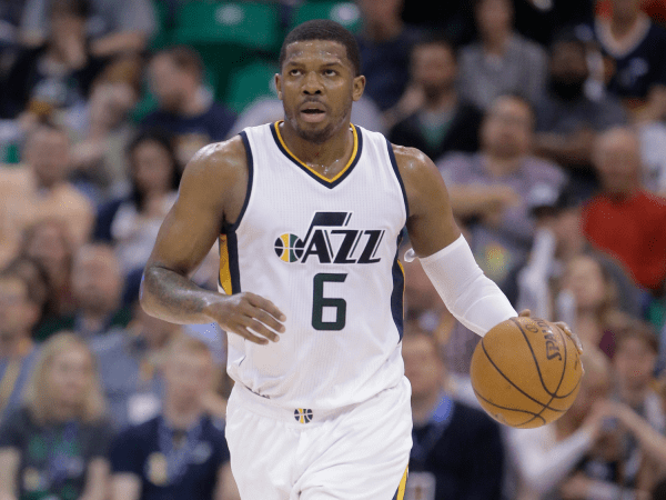 Joe Johnson has been bailing out the Jazz and keeping ...