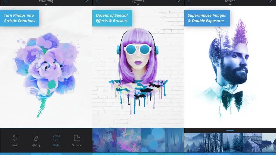 Enlight, a high-performance photo editor for iPhones