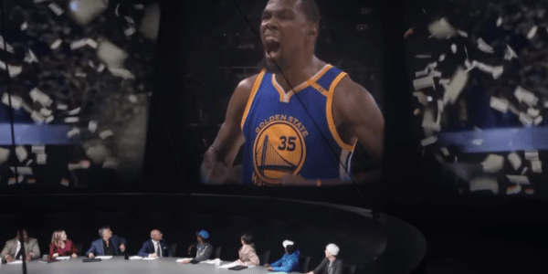 "VIDEO: Nike releases new Kevin Durant commercial, ""Debate ..."