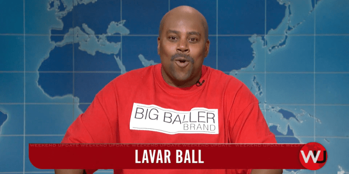 Kenan Thompson LaVar Ball LaVar Ball gets roasted by 'Saturday Night Live' LaVar Ball gets roasted by 'Saturday Night Live' screen 20shot 202017 08 11 20at 2032001 20pm