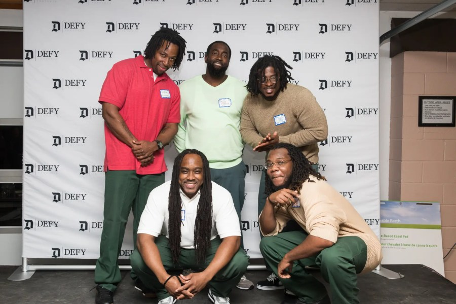 Defy Ventures Inc 3700