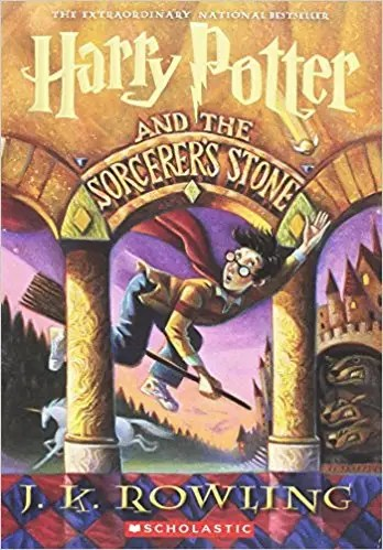 'The Harry Potter' Series by J.K. Rowling