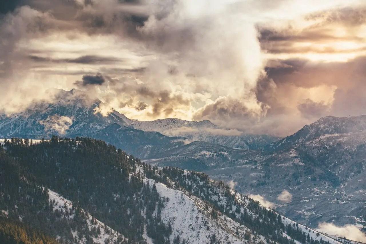 Powder Mountain Summit