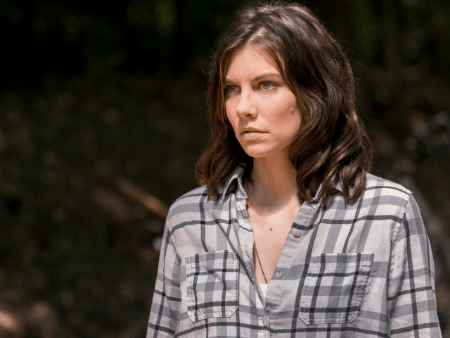 lauren cohan the walking dead 901