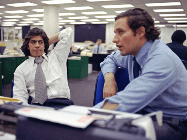 Bob Woodward and Carl Bernstein Watergate