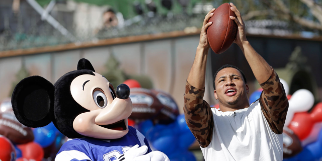 Malcolm Smith Disney