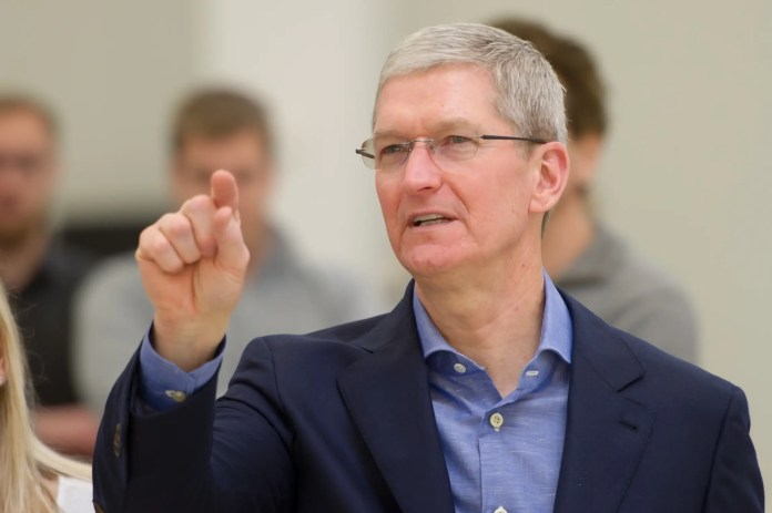 AOC, Marco Rubio, and 5 extra lawmakers simply wrote a letter to Tim Cook dinner calling Apple's choice to take away an app utilized by Hong Kong protesters 'deeply regarding' (AAPL)