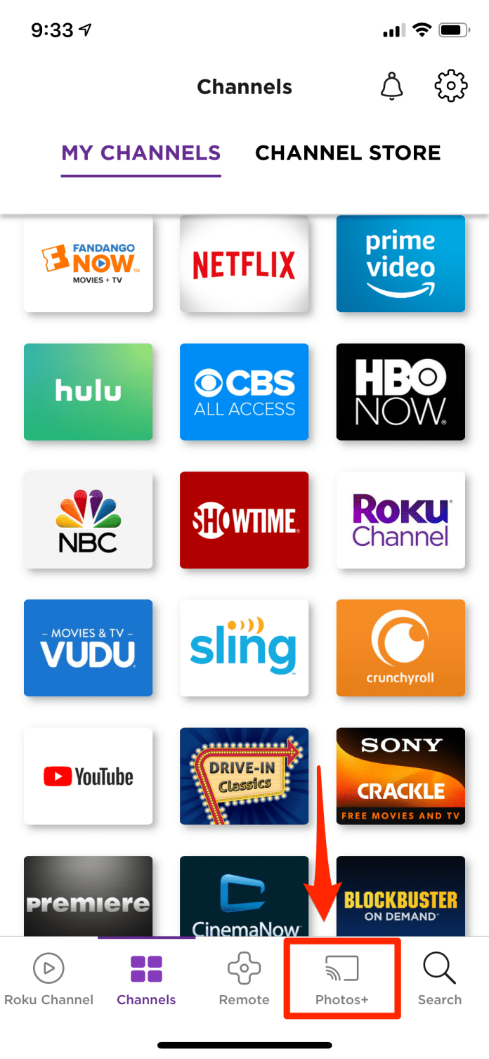 How to mirror your iPhone to a Roku device using the Roku