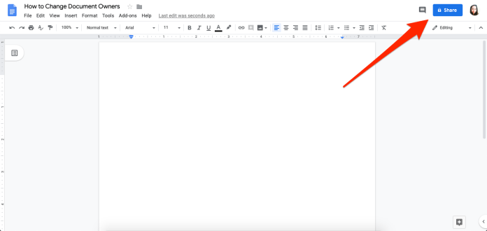 1 HOW TO CHANGE OWNER GOOGLE DOCS