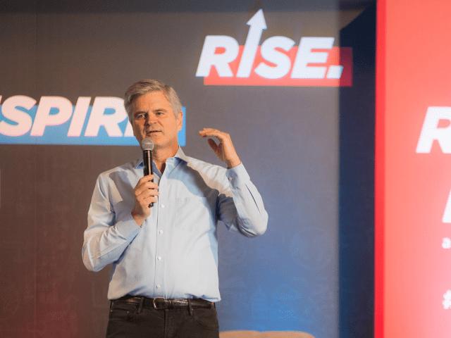 Revolution CEO Steve Case